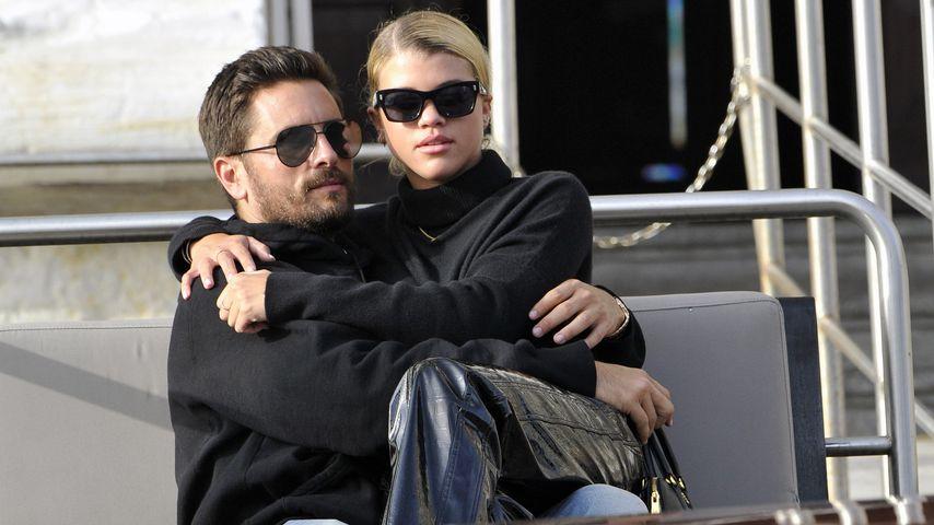 Scott Disick und Sofia Richie in Venedig