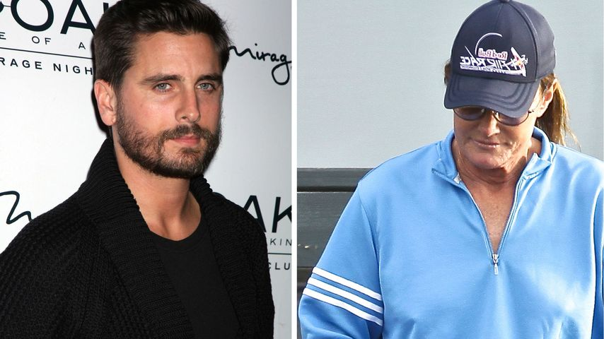 Total begeistert: Scott Disick lobt Bruces Umwandlungs-Plan