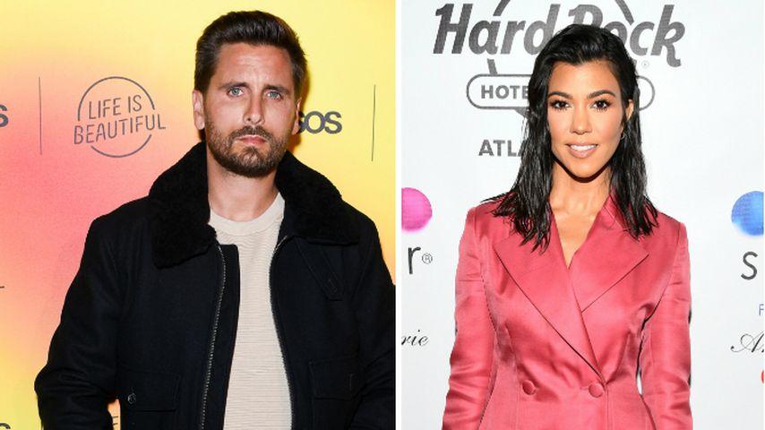 Scott Disick wird seine Ex Kourtney Kardashian immer lieben
