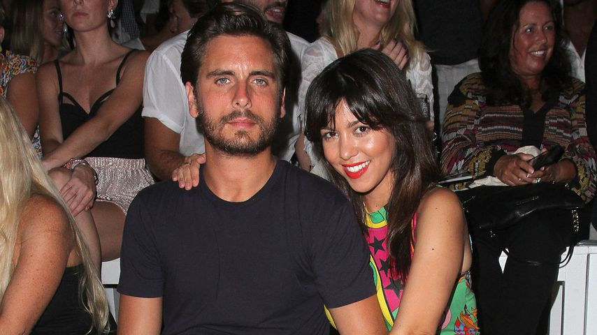 Scott Disick und Kourtney Kardashian, 2013