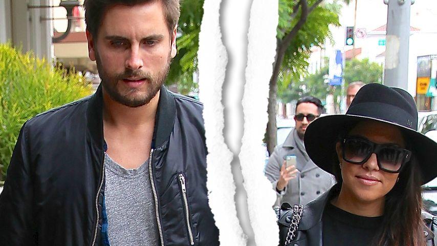 Trennung bei Kourtney Kardashian & Scott Disick