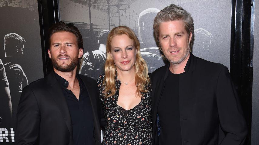 Scott Eastwood, Alison Eastwood und Kyle Eastwood im Jahr 2018