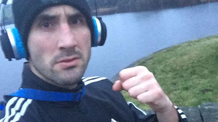 Scott Westgarth, Profi-Boxer