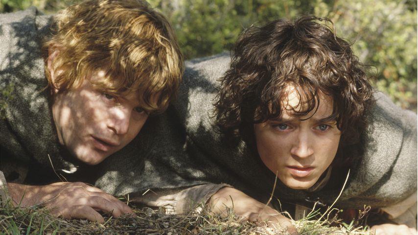 """Sean Astin und Elijah Wood in """"Der Herr der Ringe"""""""