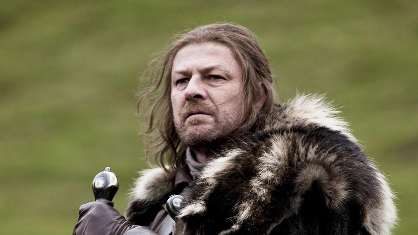 "Sean Bean als Eddard Stark in ""Game of Thrones"""