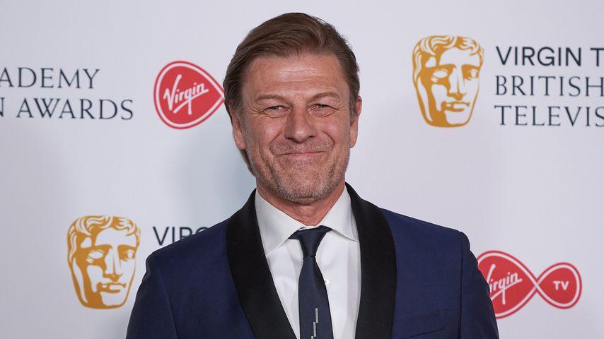 Schauspieler Sean Bean bei den Virgin TV British Academy Television Awards 2018