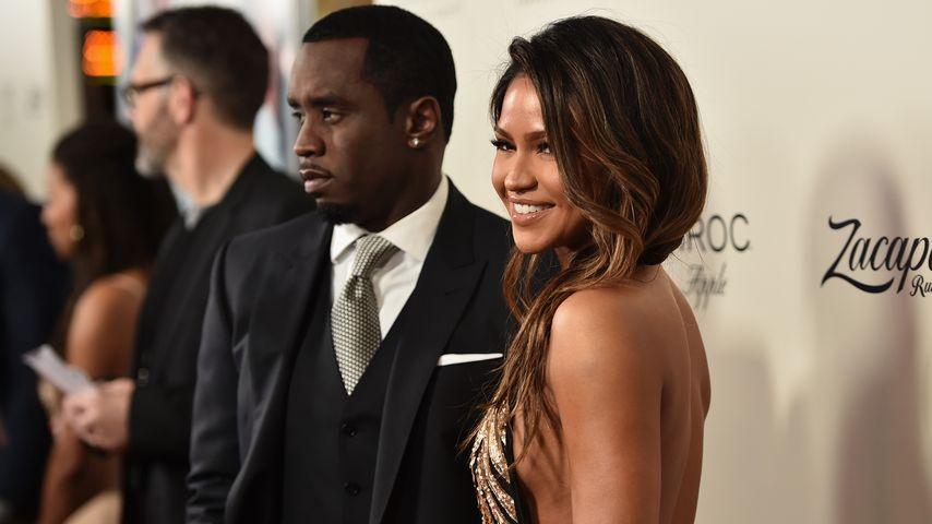 Verwirrende Botschaften! Sind P. Diddy & Cassie getrennt?