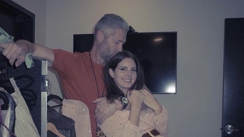 Nach Liebes-Outing: Lana Del Rey postet erstes Pärchen-Foto