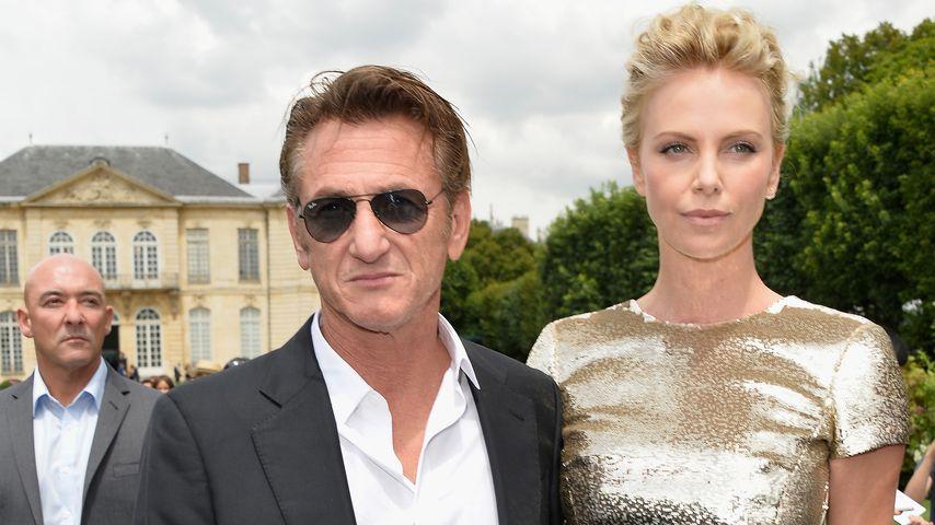 Charlize Theron: Ergriff sie die Flucht vor Sean Penns Kids?