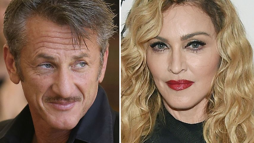 """Madonna singt nur für Sean Penn: """"Es geht um wahre Liebe"""""""