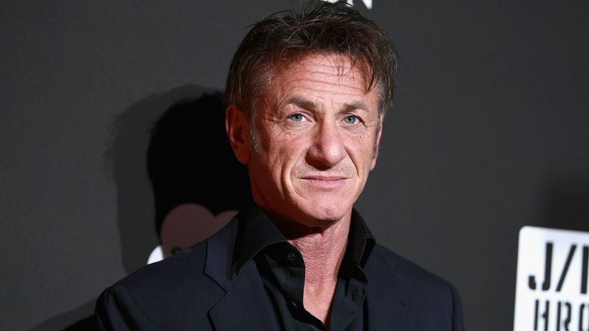 Sean Penn bei einer Wohltätigkeitsgala in Hollywood