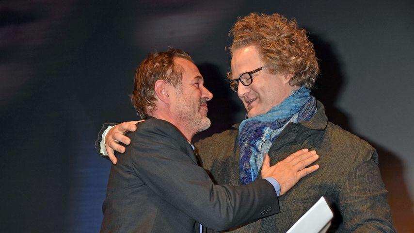Sebastian Koch und Florian Henckel von Donnersmarck