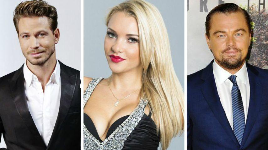 """Bachelor""-Evelyn: Bei Sebastian flop, bei Leo DiCaprio top!"
