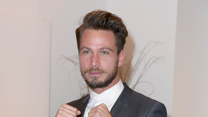 "Sebastian Pannek bei der ""German Boxing Awards""-Gala in Hamburg"