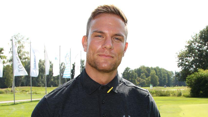 Sebastian Preuss beim Golfturnier von Hublot Tradition Classics