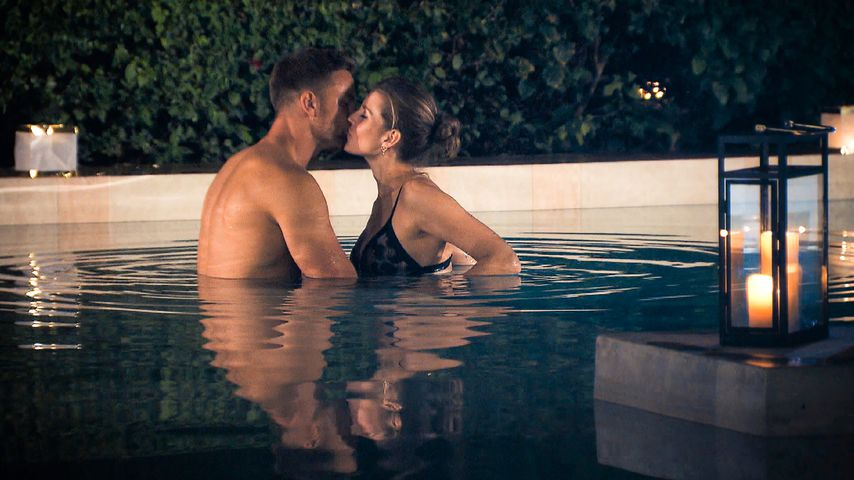 "Sebastian Preuss und Wioleta Psiuk bei ""Der Bachelor"""