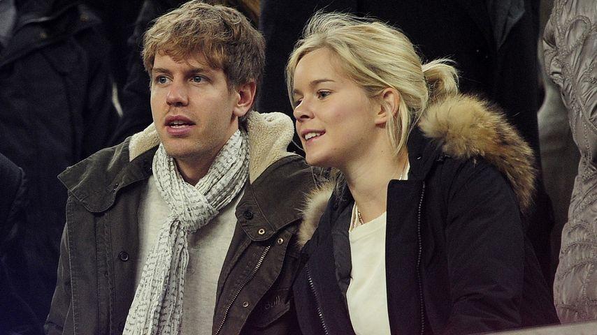 Sebastian Vettel: Bekommt Freundin Hanna Baby Nr. 2?