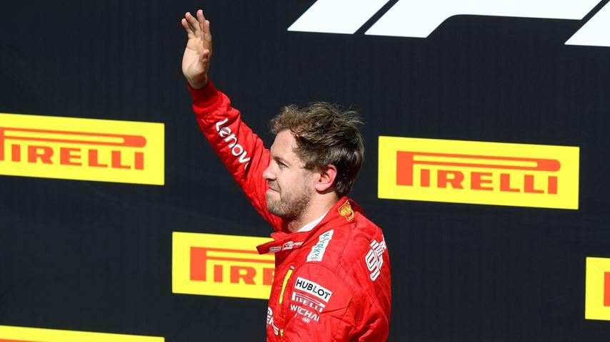 Sebastian Vettel 2019 in Kanada