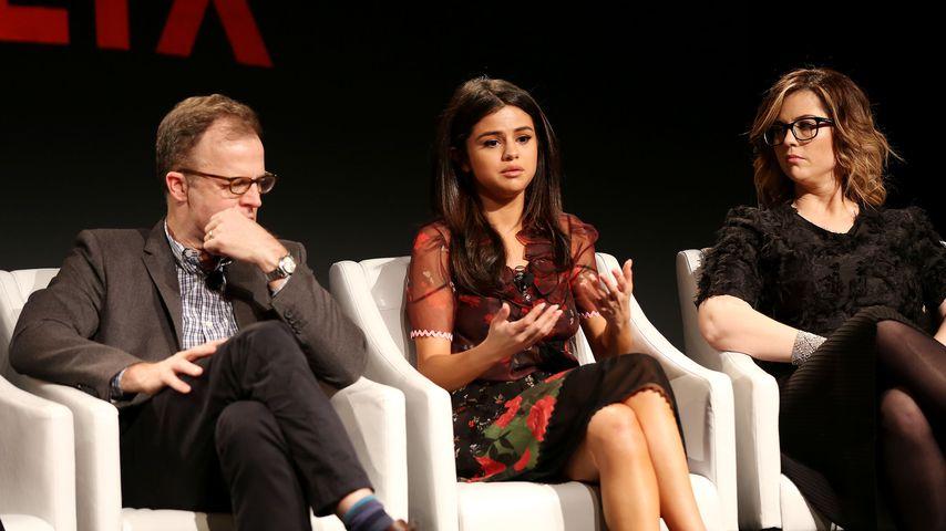 """Selena Gomez bei dem Presse-Event von """"13 Reasons Why"""""""