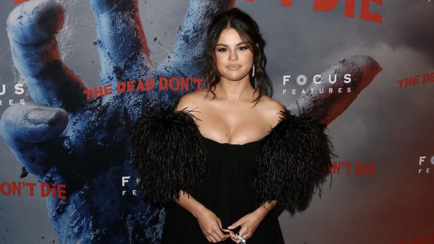 Selena Gomez im Juni 2019