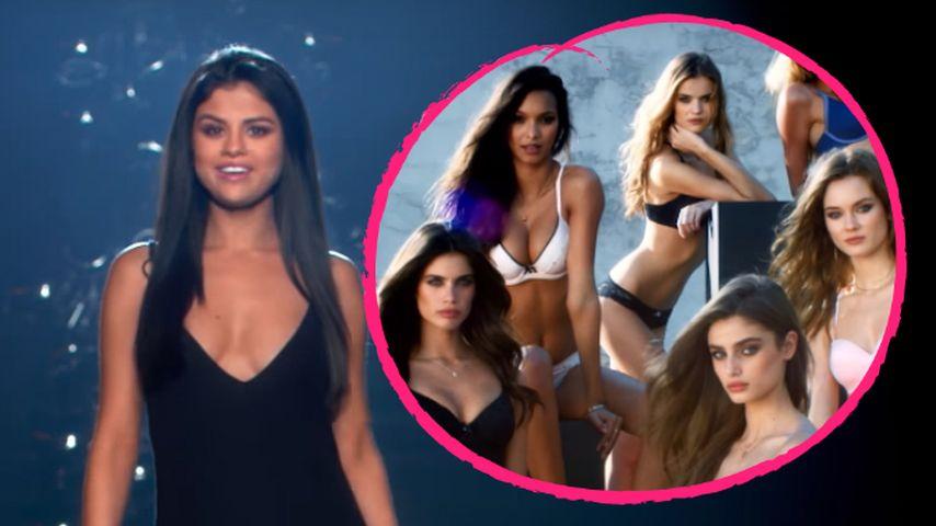 Megasexy: Victoria's-Secret-Engel lipsyncen Selena Gomez-Hit