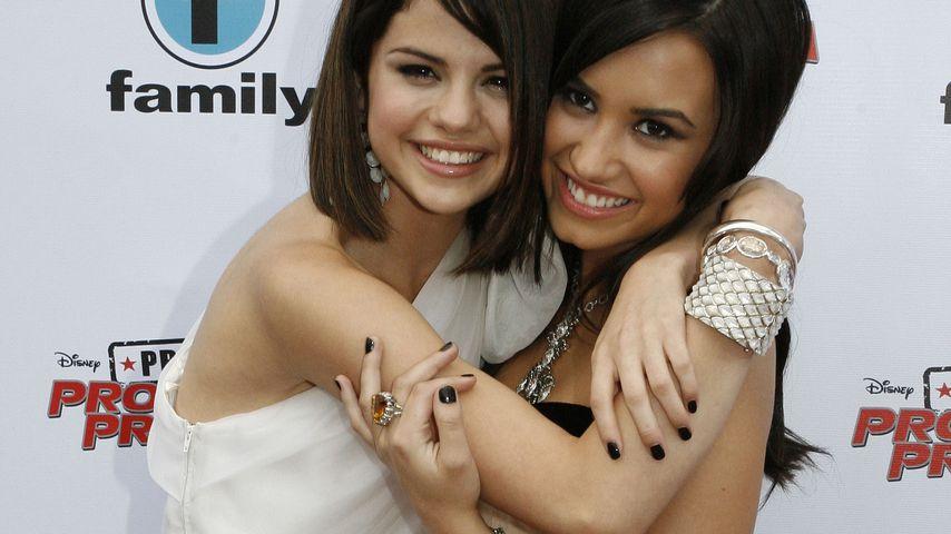 """Fühlt sich hilflos"": Selena Gomez in Sorge um BFF Demi"