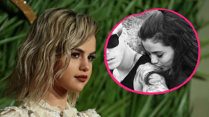 Noch Gefühle? Selena kann sich nicht von Justin-Pics trennen
