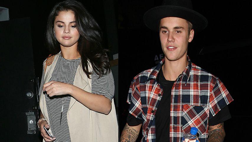Sel & Justin immer wieder erwischt: Wird der Trubel zu viel?