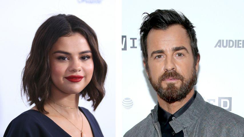 Heiße Gerüchte: Datet Selena jetzt wirklich Justin Theroux?