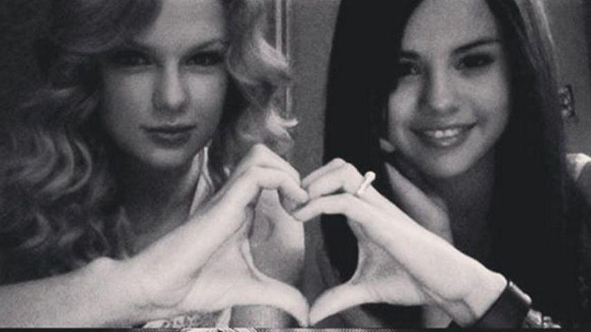 Früher & heute: Selena Gomez liebt BFF Taylor Swift!