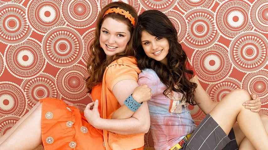 Jennifer Stone und Selena Gomez
