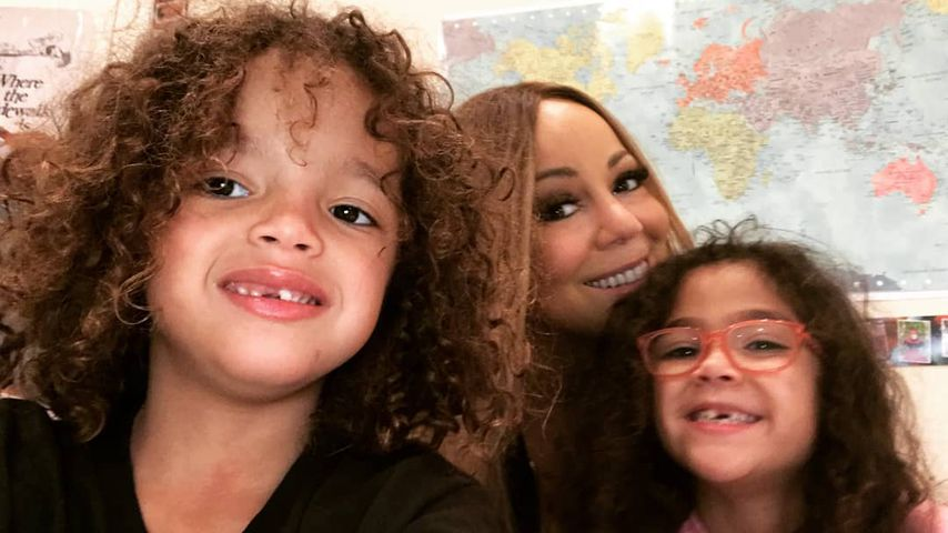 Allein zu Haus: Mariah Careys Sohn hat online Hund bestellt