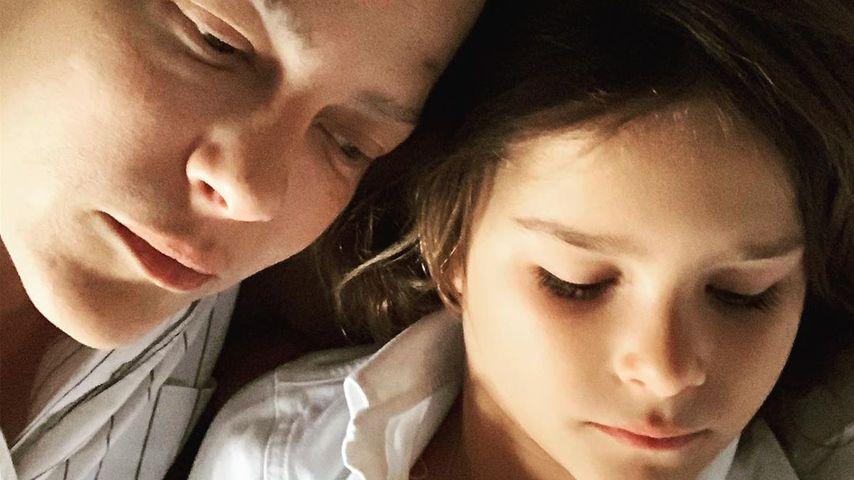 Emotional: So geht es Selma Blair und Sohn mit MS-Diagnose