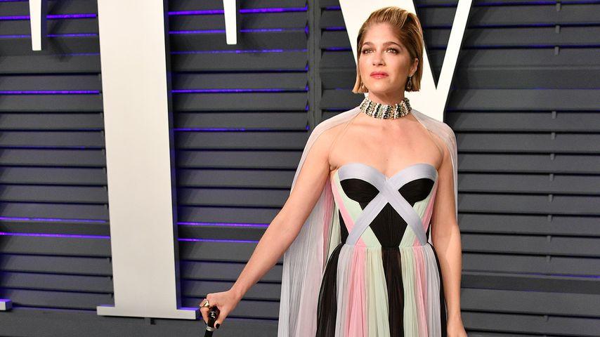 Nach ihrer MS-Diagnose: Selma Blair mit Gehstock bei Oscars!