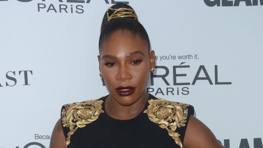 Serena Williams bei der Verleihung der Glamour Women of the Year 2017 Awards in New York