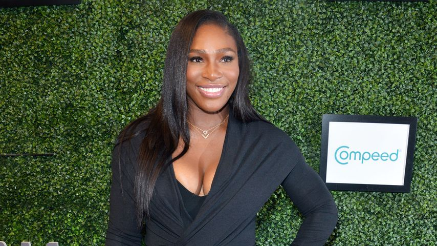 Jetzt wird's ernst: Serena Williams hängt mit Drakes Mum ab