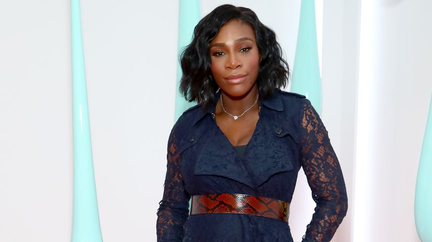 Serena Williams in New York City