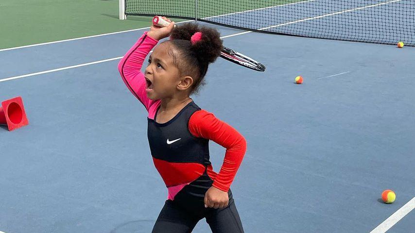 Olympia, Tochter von Tennisstar Serena Williams