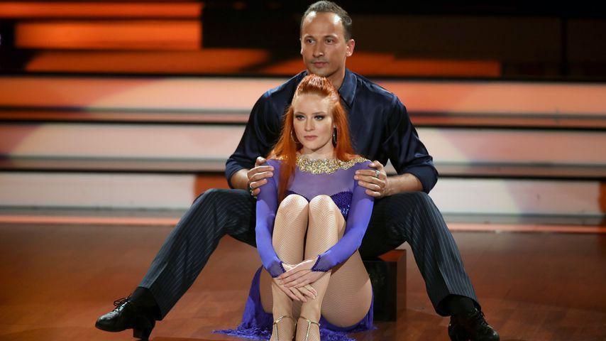 "Sergiu Luca und Barabara Meier bei ""Let's Dance"""