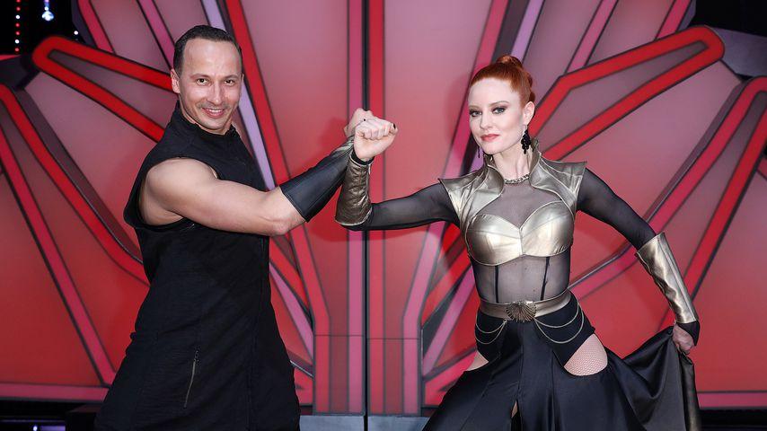 """Lets Dance Update: Update Von """"Let's Dance""""-Sergiu: So Geht Es Barbara Meier"""