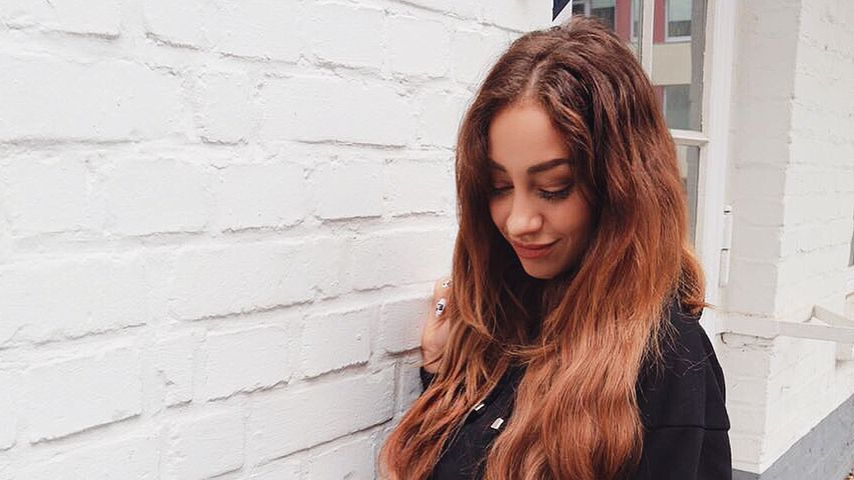 Serienstar Amira Wirth im September 2017