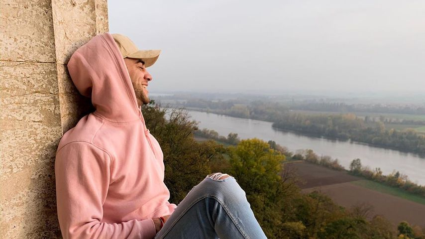 Serkan Yavuz 2019 auf der Walhalla in Donaustauf