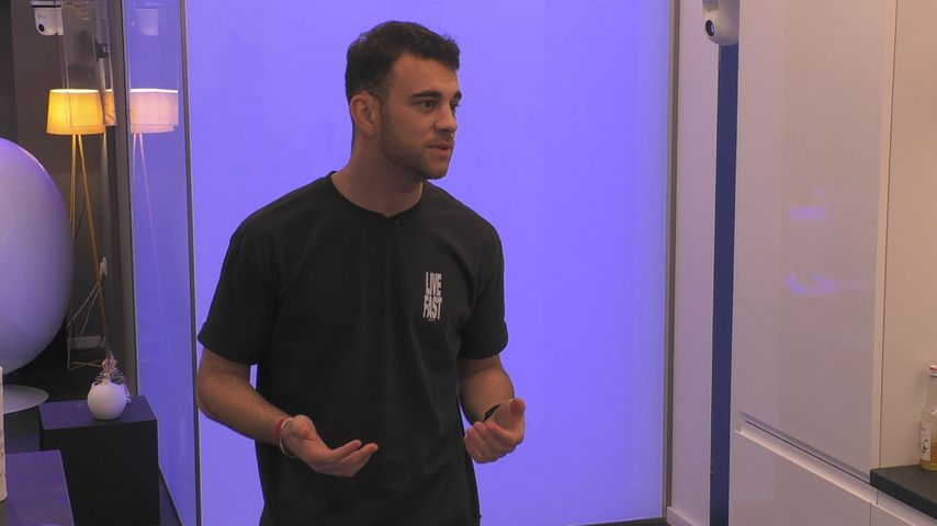 "Serkan Yavuz bei ""Big Brother"" 2020"