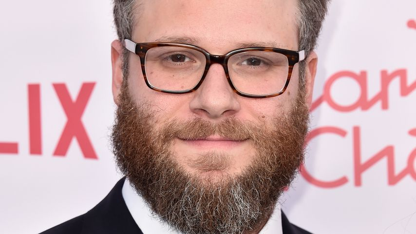 Seth Rogen in Los Angeles