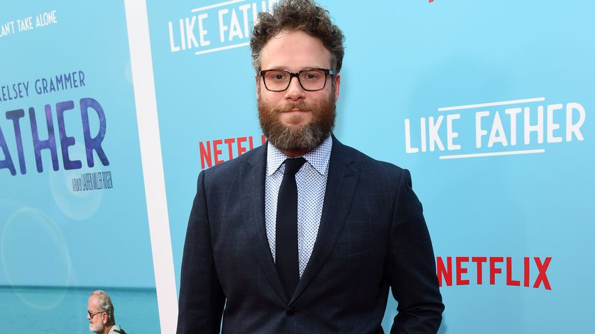 "Seth Rogen bei der Premiere von ""Like Father"" in Los Angeles"