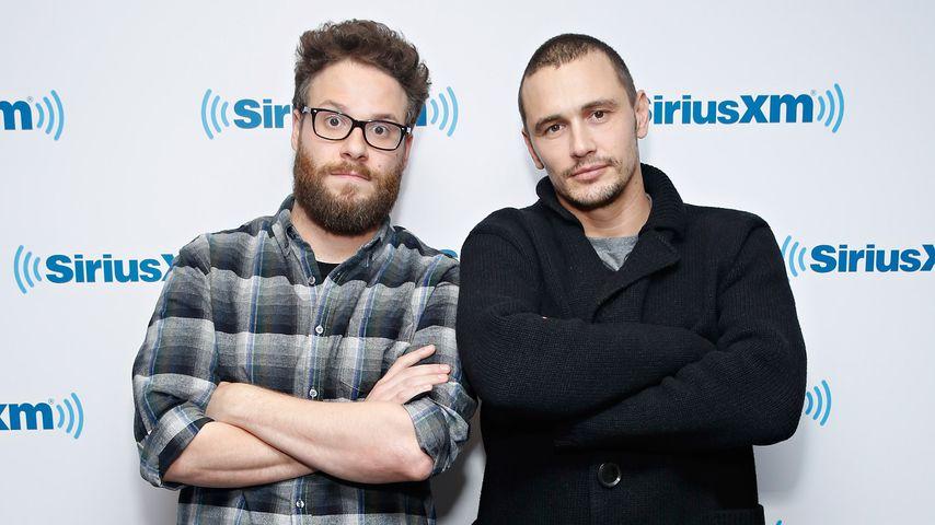 Co-Star erhebt Vorwürfe gegen Seth Rogen und James Franco