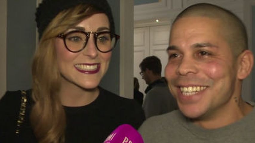 Ex-Bro'Sis Shaham: Total happy mit süßer Familie