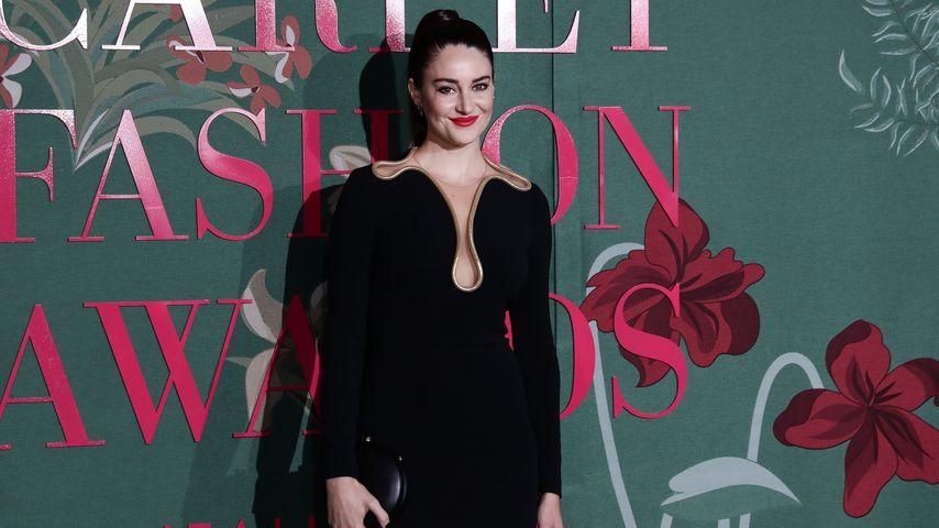 Shailene Woodley im September 2019