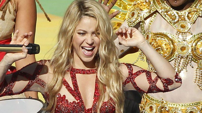 Shakiras Auftritt beim WM-Finale in Rio 2014