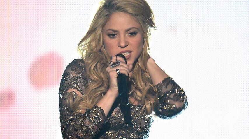 Stählerner Sixpack: Shakira nach Geburt wieder in Bestform
